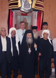 13/08/09 The Druze Community representatives at the Patriarchate of Jerusalem