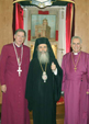 24/08/09 The Primate of the Anglican Church of Canada visits the Patriarchate of Jerusalem