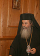 16/09/09  His Beatitude Patriarch of Jerusalem Theophilos III delivers a message of peaceful coexistence in Jerusalem