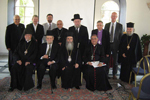 The Representatives of the Council of the Religious Institutions of the Holy Land