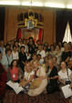 "09/07/2010 The N.G.O. "" Romiosini""  to the Holy Places and the Patriarchate"